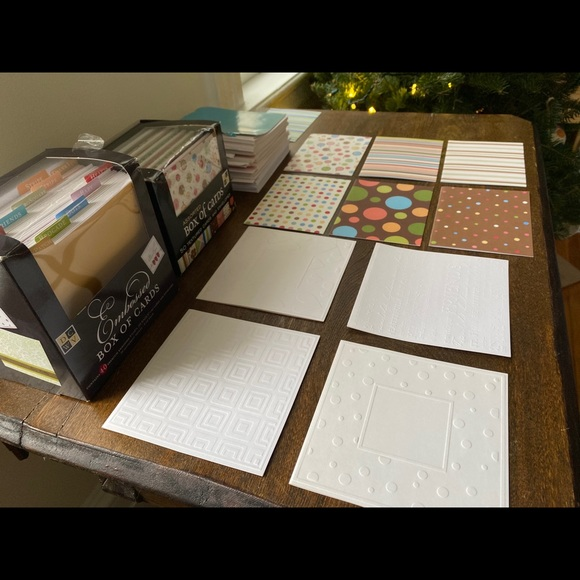 NWT Blank Greeting Cards